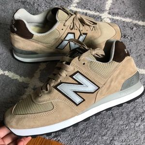 NEW New Balance men 574 made in USA 🇺🇸size 8